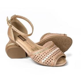 5df43cb071 Sandalias Fechada Na Frente Sapatos Feminino - Sapatos no Mercado ...