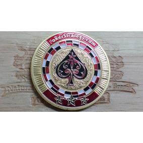 Ficha De Pokerstars Banhada 40mm