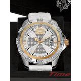 c74e824d1d2 Relógio Ecko Unltd The Fortune E16572g1  swarovski Element