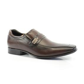 Sapato Clyde Democrata Tabaco - 131108-002