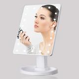 Espejo De Maquillaje Para Tocador Con 22 Luces Led