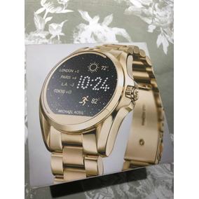 b1514b1ac9f1d Relógio Michael Kors Access Smartwatch Dourado Original - Relógios ...