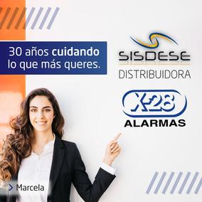 Kit Alarma Casa X28 Domiciliaria Pendrive 8gb Regalo