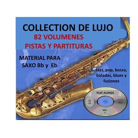 Colección De Lujo Para Saxofón Alto Y Tenor