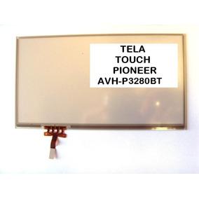 Tela Touch Pioneer Avh-p3280bt - Com N F