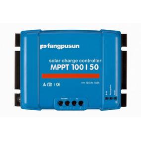 Controlador Solar Fangpusun 50a Mppt 12v 24v Envio Imediato