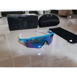 Óculos Oakley Radar Livestrong - Ciclismo no Mercado Livre Brasil 9caf547916