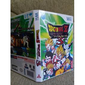 Dragon Ball Z Budokai Tenkaichi 3 Para Nintendo Wii - Patch