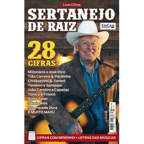 Livro Cifras Ed. 16 - Sertanejo De Raiz