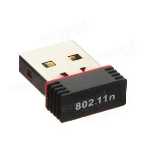 Adaptador Wifi Usb Mini 150 Mbps 802.n Compatible 100%
