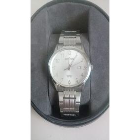 Reloj Citizen Cuarzo Para Caballero Con Fecha