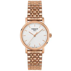 Reloj Para Dama Tissot Everytime T1092103303100