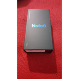 Samsung Note 8 Nuevo Original