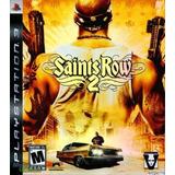 Saints Row 2 ~ Ps3 Digital Español