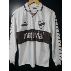 6e9b4418ed385 Camiseta Platense - Camisetas Blanco en Mercado Libre Argentina