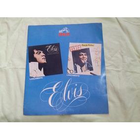 Encarte Elvis Presley Rca