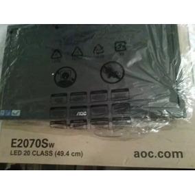 Monitor Aoc Led De 20 E2070sw