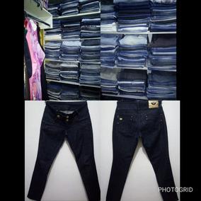 Lote Com 8 Calças Jeans Feminina Usadas Semi Novas N:40/42