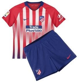 Conjunto De Atletico Madrid 7 Griezmann Niño 2018-19 Nike dde7e1b17fd49