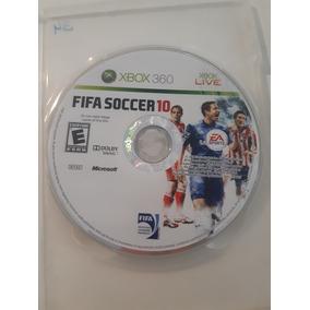Fifa 10 Xbox 360 Original Midia Fisica