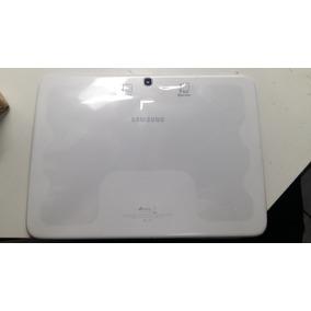 Tampa Traseira Galaxy Tab 3 Gt-p5200 Branco