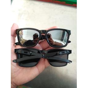 ba7a8809bd044 Oakley Squared Armaco Prata Fosco De Sol - Óculos no Mercado Livre ...