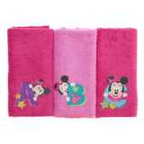 Toallitas Disney Minnie Mouse