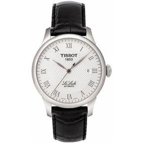 Reloj Tissot Le Locle Automático Acero Hombre T00640716