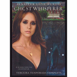 Dvd Ghost Whisperer - 3° Temporada - Lacrado