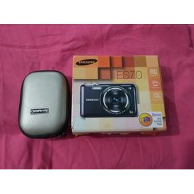 Camera Fotográfica Sansung Es 70