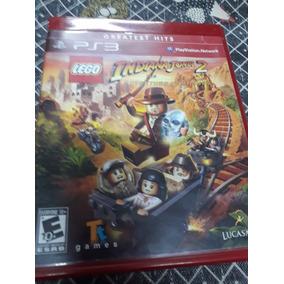 Jogo Ps3 Original Lego Indiana Jones