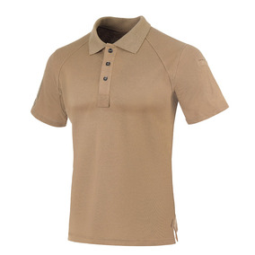 Camisa Polo Control Invictus Caqui Mojave M
