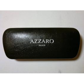 Estojo   Caixa Óculos Azzaro Paris Original 2a6078e250