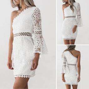 Vestidos blancos fiesta playa