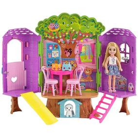 Barbie Chelsea Casa Del Árbol Tienda Oficial