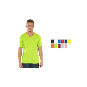 ae6cec73cc9 3 Camisetas Masculinas Malha Fria Decote V 20201 Poliéster