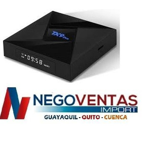 Tv Box Tx9 Super Potente Rapido 2gb De Ram Y 16gb De Interna