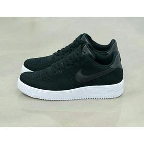 Nike Air Force One Flyknit - Zapatos Nike de Hombre en Mercado Libre ... 3bbf8a114c8