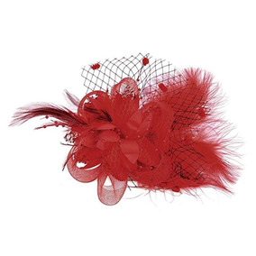 Halloween Té Para Mujer Sinamay Fascinator Sombrero De La F bd9d1f358bf