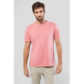 Camiseta Suspiro Pica-pau Bordado Reserva