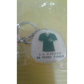 Chaveiro Antigo De Futebol S.c. Gaucho Passo Fundo Rs Raro