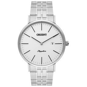 c12774ae25a2e Rel Gio Orient Masculino Slim Mbsss006 S1sx Safira - Relógios De ...