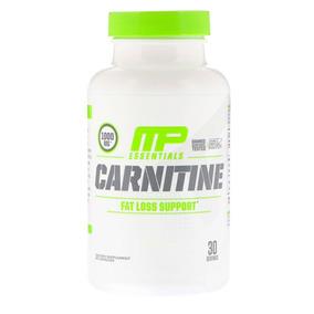 Musclepharm Escenciales Carnitina 60 Caps