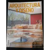 Revista Arquitectura Y Diseño, Arte, Mobiliario Y Decoración