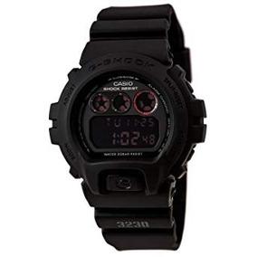 e4d12938b501 Relojes De Pulsera Casio Dw6900ms-1v G-shock Mate Negro C..