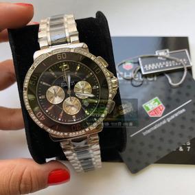 f984c744ae7 Relógio Feminino Movado Origem Vivara Tag Heuer Pulso - Relógios no ...