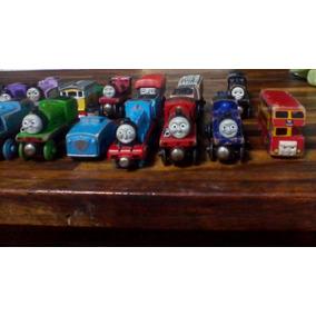 Colección Thomas Y Sus Amigos Usados
