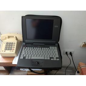 Notebook Compaq Contura 4300 Com Windows 3.1 No Estado