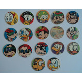 17/20 Master Tazos Disney Evercrisp