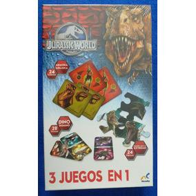 Jurassic Park 3 Juego De Mesa En Mercado Libre Mexico